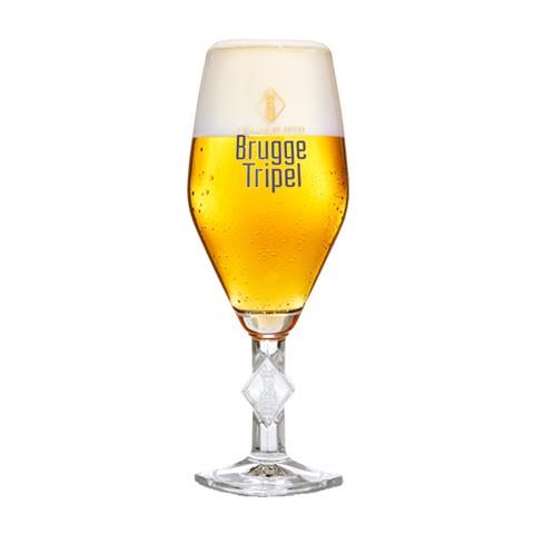 Brugge Tripel Glas 33cl         doos 6st