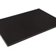 Bar Professional Barmat Zwart Rubber 45x30cm st