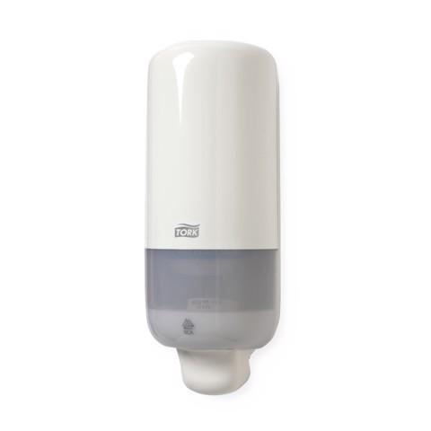 Tork S4 Schuimzeep Dispenser Wit   per stuk