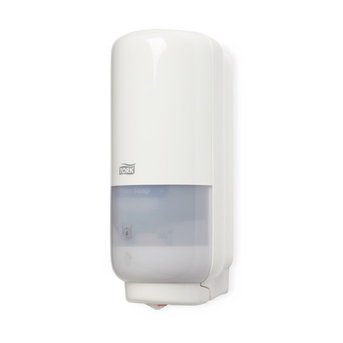 Tork S4 Schuimzeep Sensor Dispenser  Wit per stuk