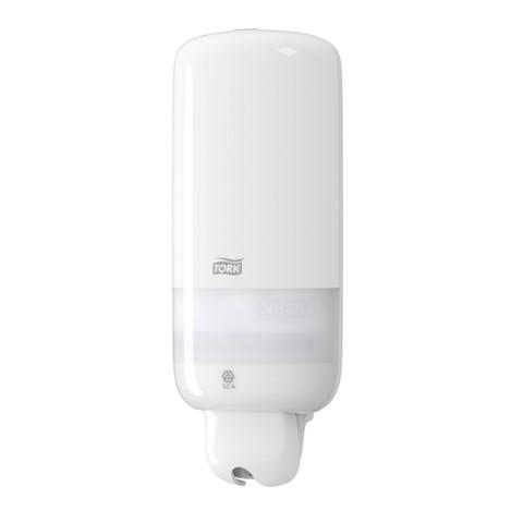 Tork S1 Vloeibare Zeepdispenser Wit per stuk