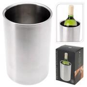 Wijnkoeler RVS     per stuk
