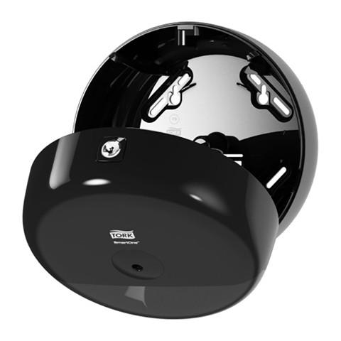 Tork T9 Smart One Mini Toilet Dispenser Zwart per stuk
