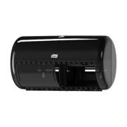 Tork T4 Traditioneel Toiletpapier Dispenser  Zwart st