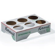 Kornuit Biertray 6-gaats 20-25cl  doos 408st