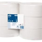 Tork T1 Jumbo Toiletpapier 1-l Wit 480m pak 6st