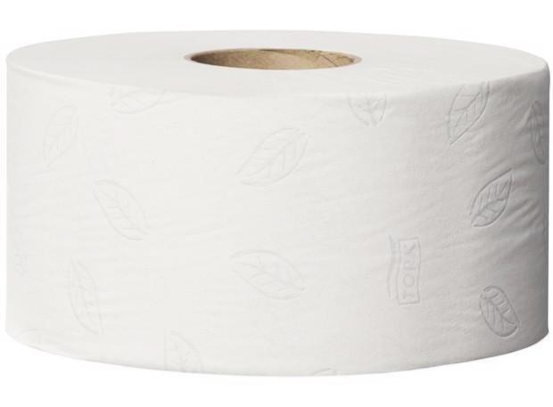Tork T2 Mini Jumbo Toiletpapier 2-l 170m pak 12st