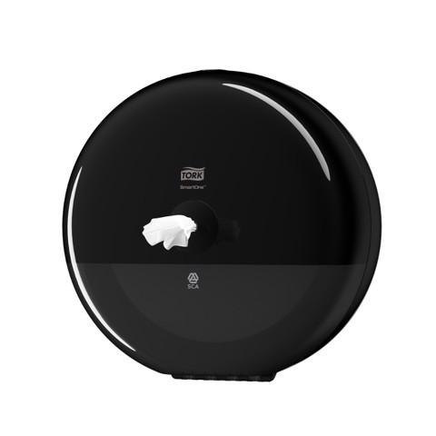 Tork T8 SmartOne Toilet Dispenser Zwart per stuk