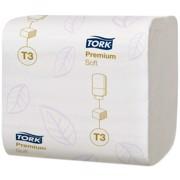 Tork T3 Z. Gevouwen Toiletp 2-l  252 v pak 30st