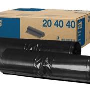 Tork B3 Afvalzak Bin Lin 5L Zwart  doos 20rol