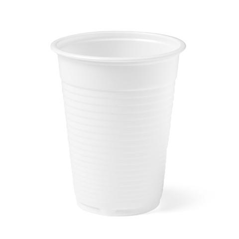Drinkbeker PS Wit 18cl       doos 3000st