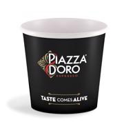 Piazza D'Oro Papercup 10cl   doos 1200st