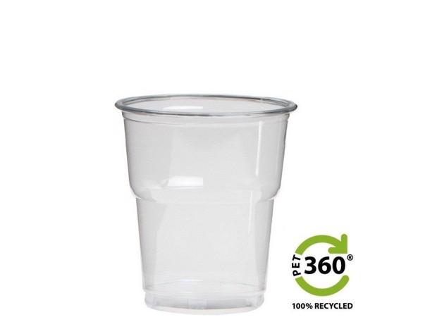 Wijnbeker PET360 Blanco 20cl doos 1250st