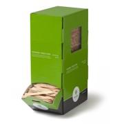 Biodore Fritesvork Hout 8cm  doos 2000st