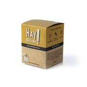 Hay! Strawz Cocktailrietjes Tarwe 13cm-5mm pak 500st