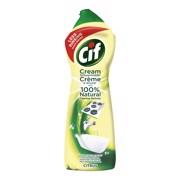 Cif Cream Schuurmiddel Citroen fles 0,75L