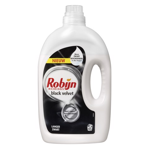 Robijn Vloeiblaar Black Velvet  fles 2,25L