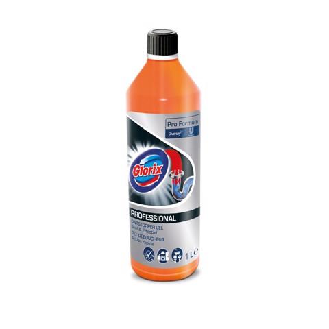 Glorix Ontstopper             fles 1,00L