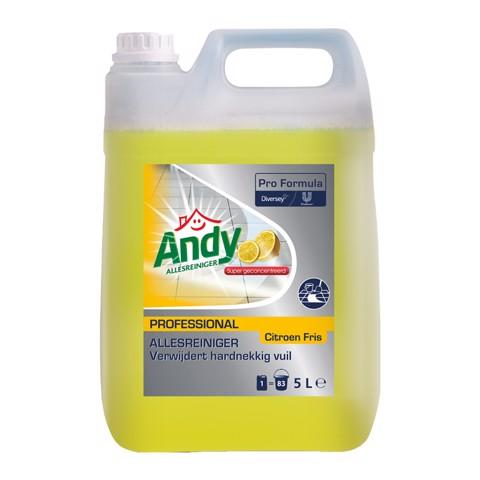 Andy Pro Formula Allesreiniger Citroen  can 5,0L