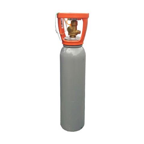 Koolzuur Cylinder klein model        2kg