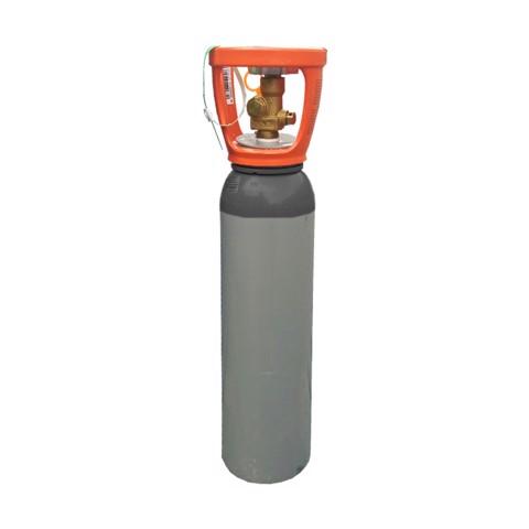 Stikstof Cylinder  klein model 0,54m3