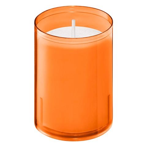 Bolsius ReLight Vulling Oranje tray 20st